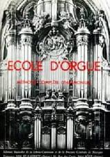 Ecole D'orgue Volume 1 Louis Raffy Partition Orgue - laflutedepan.com