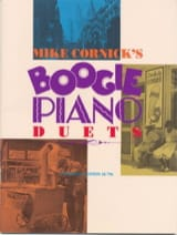 Boogie Piano Duets Mike Cornick Partition Piano - laflutedepan.com