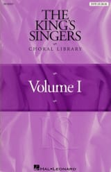 The King's Singers Choral Library Volume 1 laflutedepan.com