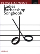 Ladies Barbershop Songbook Partition Chœur - laflutedepan.com