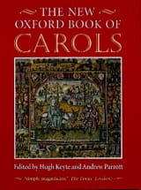The New Oxford Book Of Carols Partition Chœur - laflutedepan.com