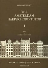 Rosenhart - The Amsterdam Harpsichord Tutor Volume 1 - Sheet Music - di-arezzo.com