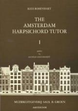 The Amsterdam Harpsichord Tutor Volume 1 Rosenhart laflutedepan.com