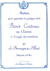 Basse Continue au Clavecin Bourmayan - Frisch laflutedepan.com