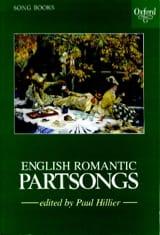 English Romantic Partsongs Partition Chœur - laflutedepan.com