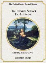 The French School for 4 Voices Partition Chœur - laflutedepan.com