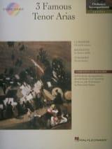- 3 Famous Tenor Arias - Partition - di-arezzo.fr