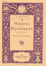 Léon Boëllmann - Mystic Hours Opus 30 Volume 2 - Sheet Music - di-arezzo.co.uk