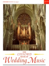 Oxford Book Of Wedding Music Partition Orgue - laflutedepan.com