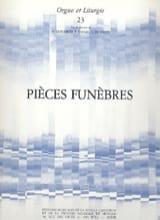 Pièces Funèbres Partition Orgue - laflutedepan.com