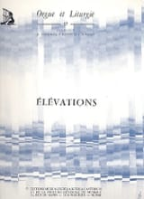 Elévations - Partition - Orgue - laflutedepan.com