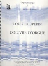 L' Oeuvre D'Orgue Louis Couperin Partition Orgue - laflutedepan.com