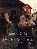 Edward Grieg - Complete lyric pieces - Sheet Music - di-arezzo.com
