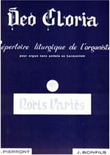 Deo Gloria N° 3 Partition Orgue - laflutedepan.com