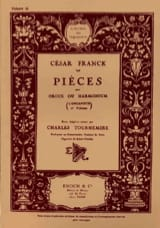 César Franck - The organist Volume 2 - Sheet Music - di-arezzo.co.uk