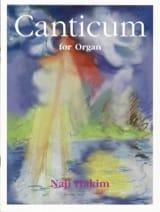 Canticum Naji Hakim Partition Orgue - laflutedepan