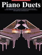 Piano Duets Partition Piano - laflutedepan.com