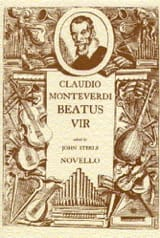 Claudio Monteverdi - Beatus Vir - Sheet Music - di-arezzo.co.uk