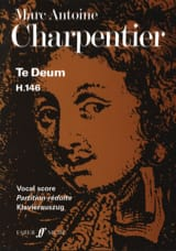 Marc-Antoine Charpentier - Te Deum H 146 - Sheet Music - di-arezzo.co.uk