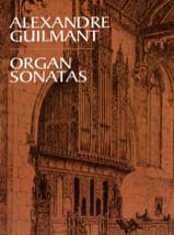 Alexandre Guilmant - 5 Sonatas For Organ - Sheet Music - di-arezzo.com