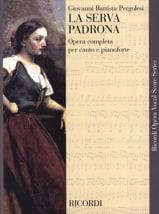 La Serva Padrona - Giovanni Battista Pergolese - laflutedepan.com