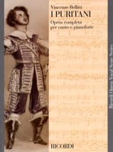 I Puritani Vincenzo Bellini Partition Opéras - laflutedepan.com