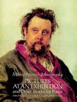 Modest Moussorgsky - Pictures of an exhibition - Sheet Music - di-arezzo.co.uk