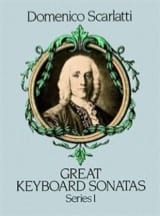 Great Keyboard Sonatas 1 Domenico Scarlatti Partition laflutedepan.com