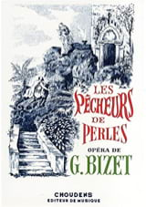 BIZET - The Pearl Fishers - Sheet Music - di-arezzo.com