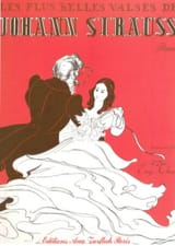 Les Plus Belles Valses De Strauss Johann fils Strauss laflutedepan.com