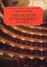 Gaetano Donizetti - Daughter of the Regiment - Sheet Music - di-arezzo.com