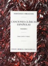 Canciones Clasicas Espanolas Volume 1 laflutedepan.com