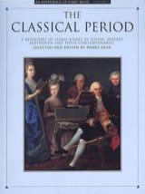 The Classical Period Partition Piano - laflutedepan.com