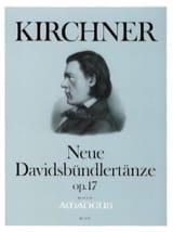 Theodor Kirchner - Neue Davidsbündlertänze Op. 17 - Sheet Music - di-arezzo.com