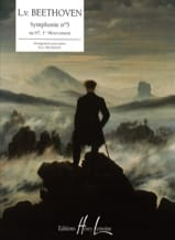 Symphonie N°5, 1er Mouvement BEETHOVEN Partition laflutedepan.com