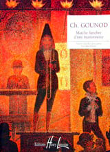 Charles Gounod - Marche Funèbre D'une Marionnette - Partition - di-arezzo.fr