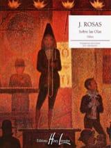 Sobre Las Olas Rosas Partition Piano - laflutedepan.com