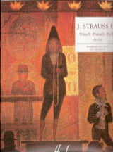 Tritsch-Tratsch-Polka Opus 214 Johann fils Strauss laflutedepan