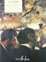 Choeur des Bohémienes de la Traviata Giuseppe Verdi laflutedepan.com