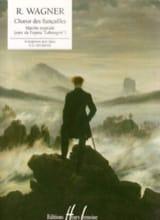 Richard Wagner - Choeur Des Fiançailles - Partition - di-arezzo.fr