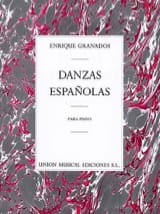 Enrique Granados - 12 Spanish dances - Sheet Music - di-arezzo.com