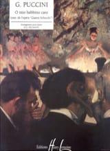 O Mio Babbino Caro Giacomo Puccini Partition Piano - laflutedepan.com
