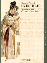Giacomo Puccini - Bohemian - Sheet Music - di-arezzo.co.uk