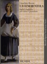 Gioachino Rossini - The Cenerentola - Sheet Music - di-arezzo.com