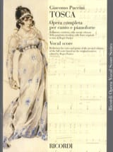 Giacomo Puccini - Tosca - Sheet Music - di-arezzo.co.uk