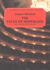 Jacques Offenbach - The Hoffmann Tales - Sheet Music - di-arezzo.co.uk