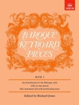 - Baroque Keyboard Pieces Volume 1 - Sheet Music - di-arezzo.co.uk