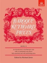 - Baroque Keyboard Pieces Volume 2 - Sheet Music - di-arezzo.co.uk