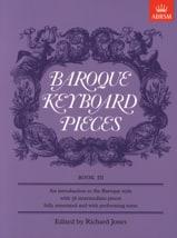 Baroque Keyboard Pieces Volume 3 Partition laflutedepan.com