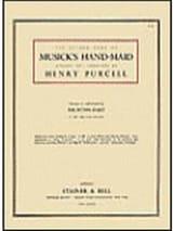Musick's Hand-Maid 2 - Partition - Clavecin - laflutedepan.com